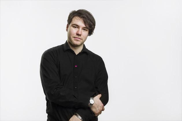 portrait photo of designer Eduard Seibert